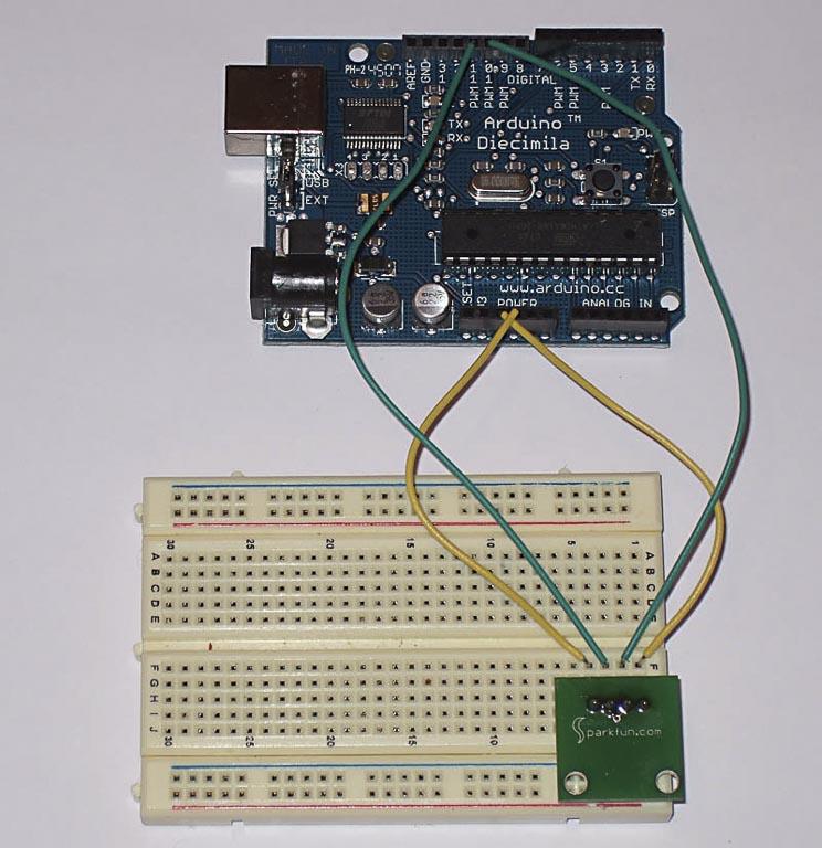 Arduino Sht15